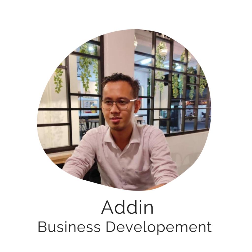 zain business development operations