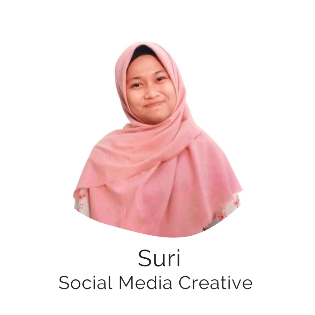 suri social media officer