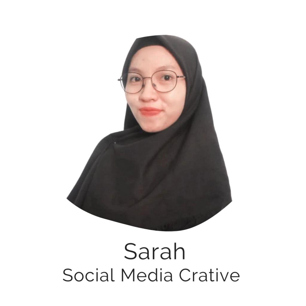 sarah content creator